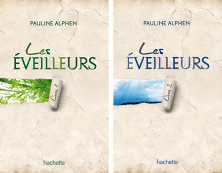 Pauline ALPHEN – Les éveilleurs Tome 2: «Ailleurs» extraits inédits…