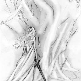 «Les âmes aubépines» – L'origine du titre et mon parcours